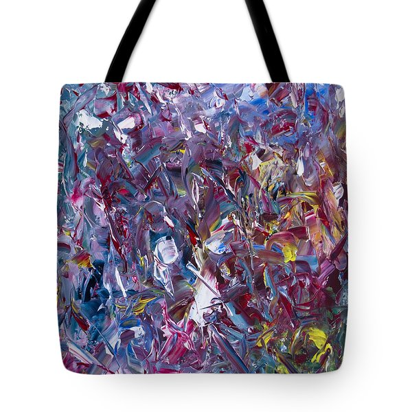 A Thousand And One Paintings Tote Bag