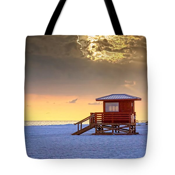 Life Guard 1 Tote Bag