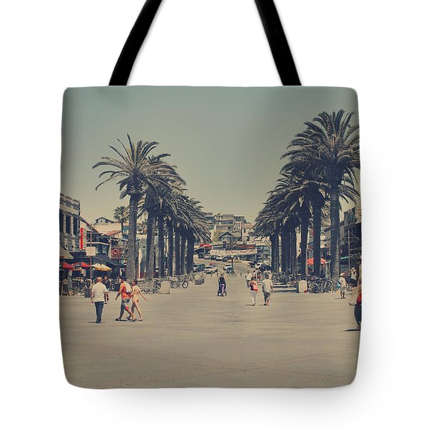 Life In A Beach Town Tote Bag
