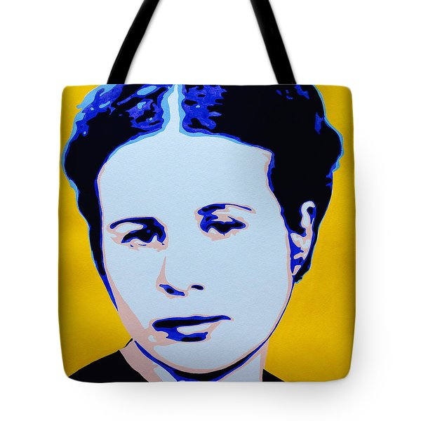 Life In A Jar. Irena Sendler Tote Bag