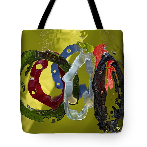 Life In Motion  Tote Bag