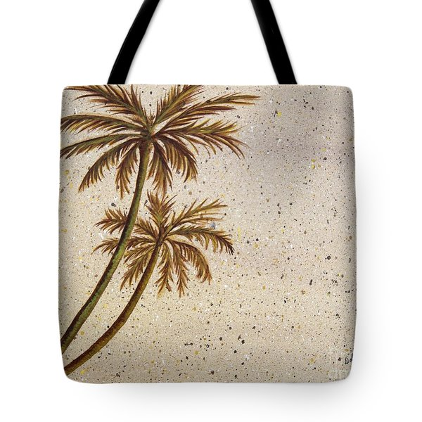 Life In The Midst Tote Bag by Debbie Broadway