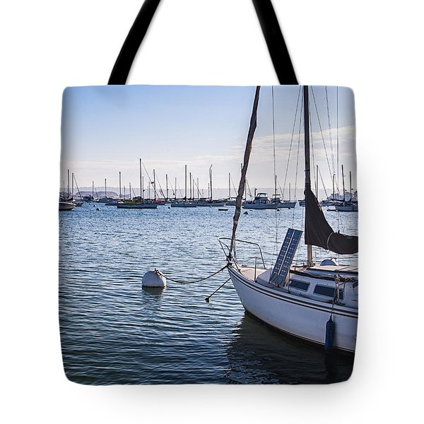 Tote Bag featuring the photograph Life Is An Illusion by Sonny Marcyan