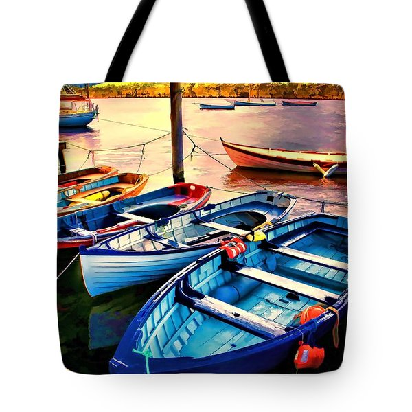 Life Is But A Dream Tote Bag by Wallaroo Images
