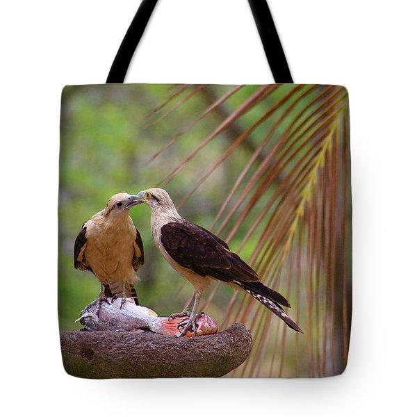 Life Mates Tote Bag
