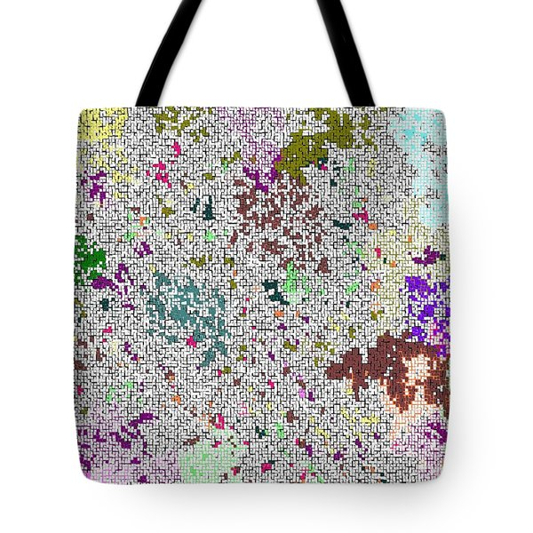 Life 'n Flux Tote Bag
