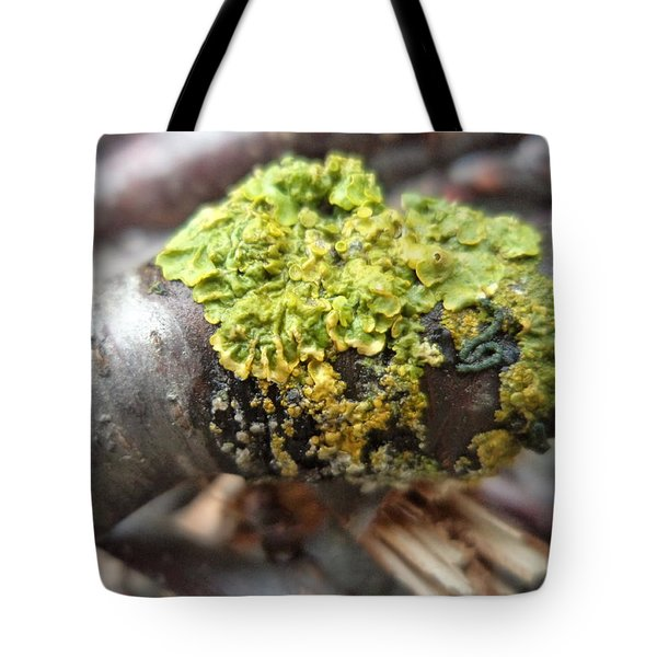 Life On A Branch Tote Bag