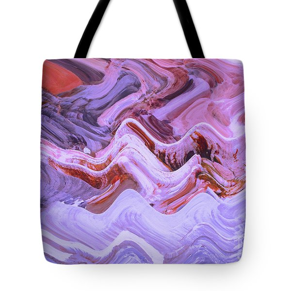 Life On Mars				 Tote Bag by Ann Johndro-Collins