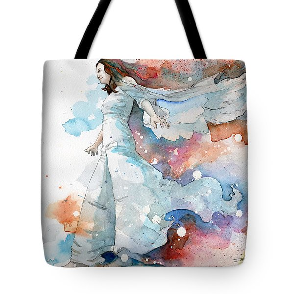 Life The Universe And Everything Tote Bag