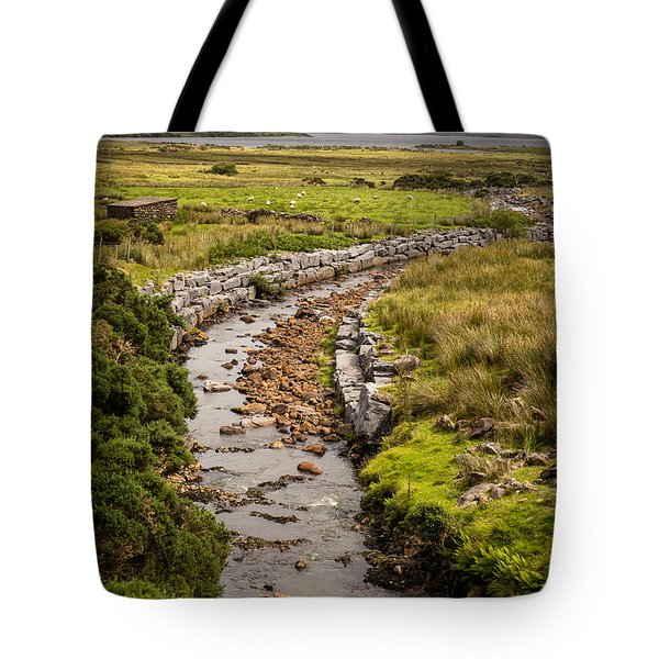 Life To The Glen Tote Bag by Tim Bryan
