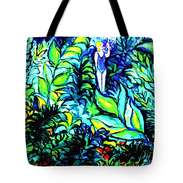 Life Without Filters Tote Bag by Hazel Holland