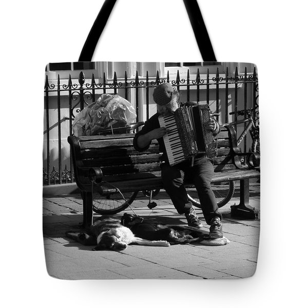 Life's Good Tote Bag by Meaghan Troup