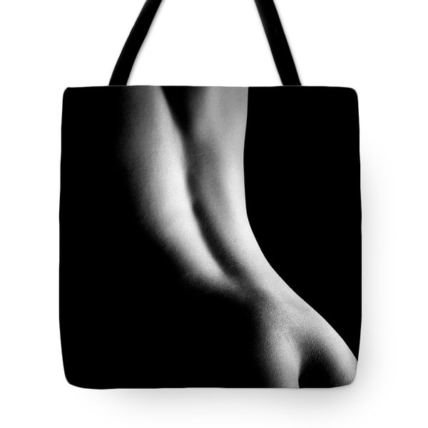 Light And Shadow Tote Bag by Joe Kozlowski
