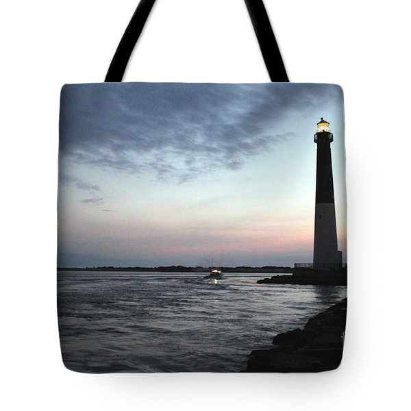 Light At Dawn Tote Bag