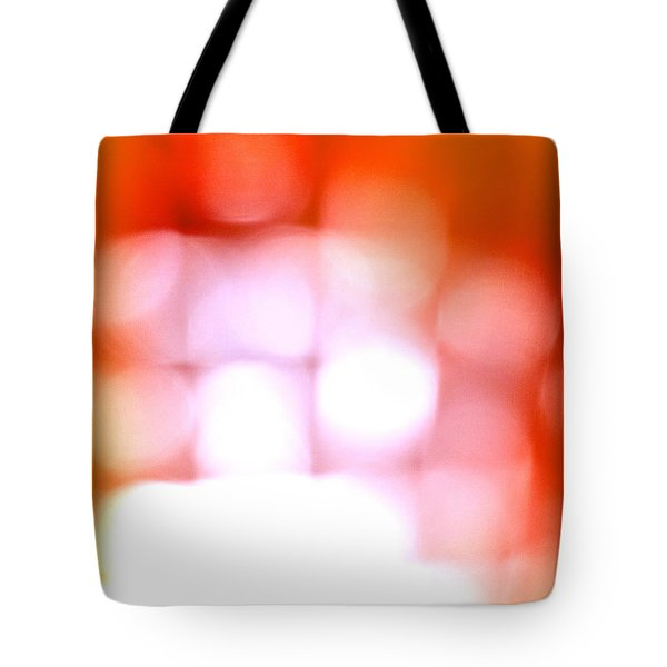 Light Field Tote Bag by Michelle Calkins