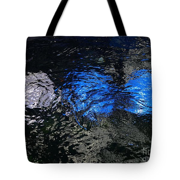 Light From Below Tote Bag