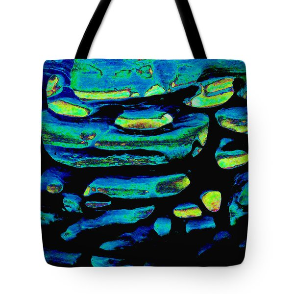 Light In The Distance Tote Bag