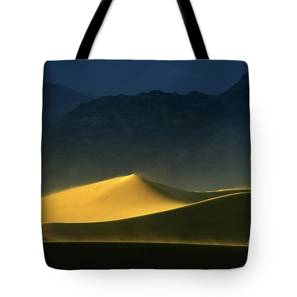 Light Is Everything Tote Bag by Bob Christopher