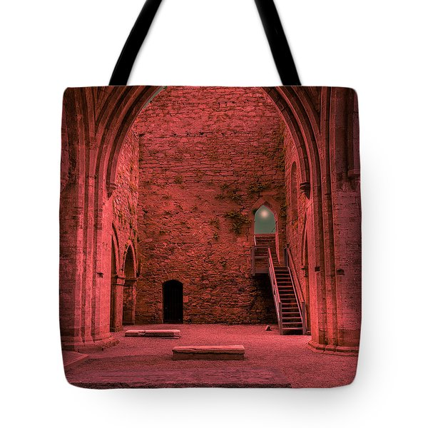 Light Of Ancient Souls Tote Bag by Tim Bryan