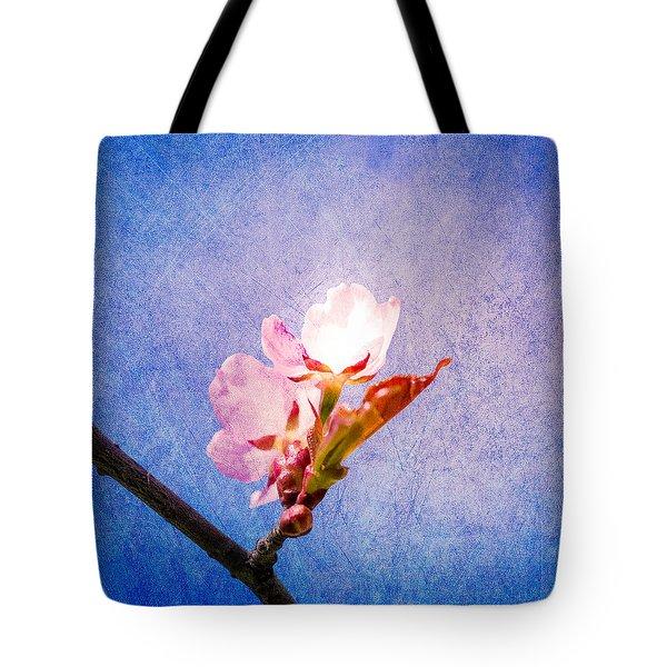 Light Of Life Tote Bag