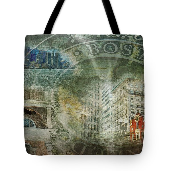 Light Of The New World Tote Bag