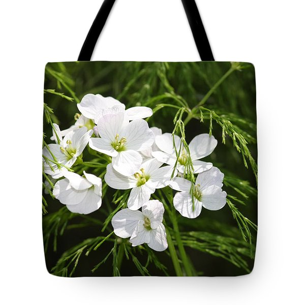 Light Of The White Tote Bag