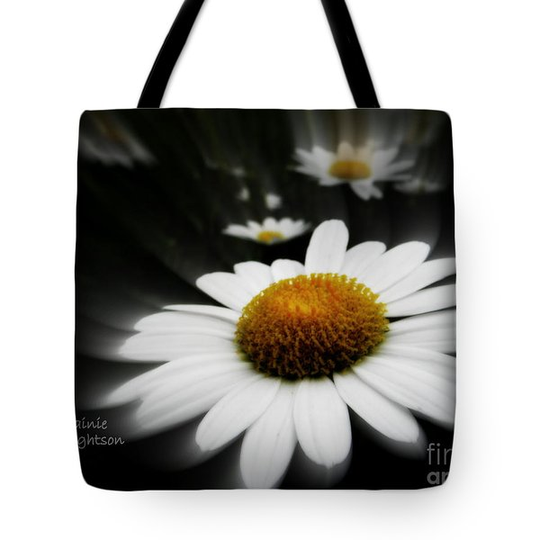 Light Of Your Own Being Tote Bag
