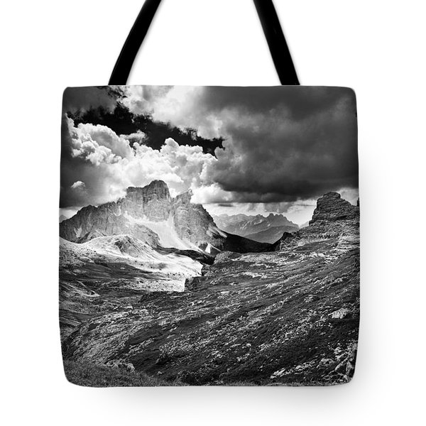 Light On Tote Bag