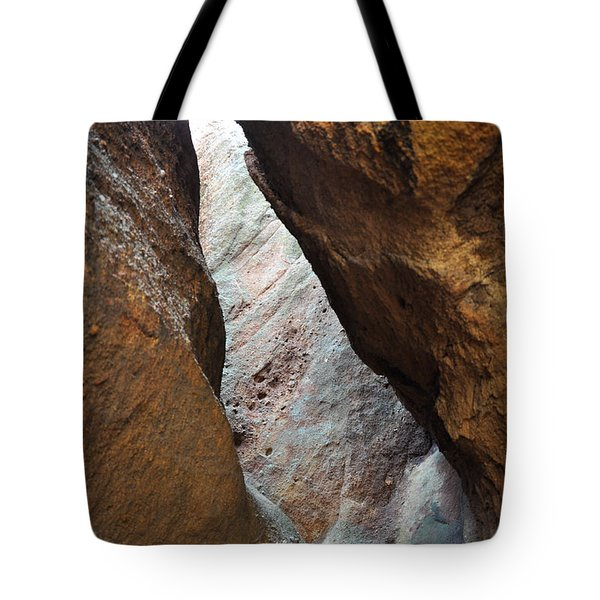 Light Plays Tote Bag by Cheryl McClure