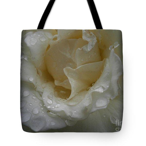 Light Rain Tote Bag by Drew Shourd