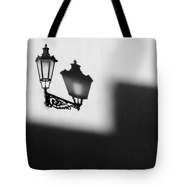 Light Shadow Tote Bag by Dave Bowman