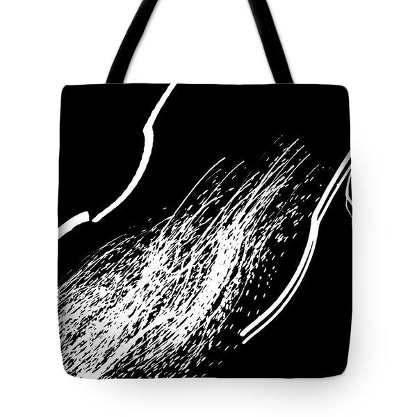 Light Show Two Tote Bag by Expressionistart studio Priscilla Batzell