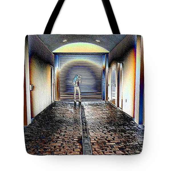 Light Switch Tote Bag