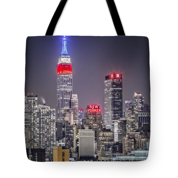 Light The Way Tote Bag by Eduard Moldoveanu