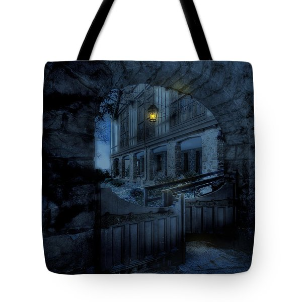 Light The Way Tote Bag by Shelley Neff