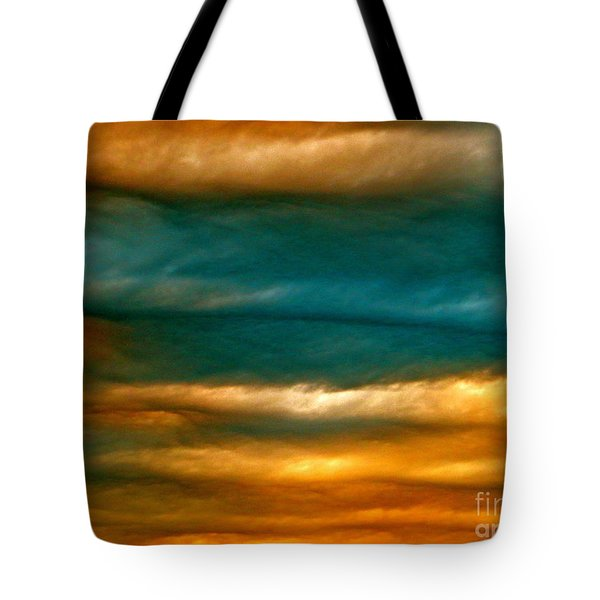 Light Upon Darkness Tote Bag