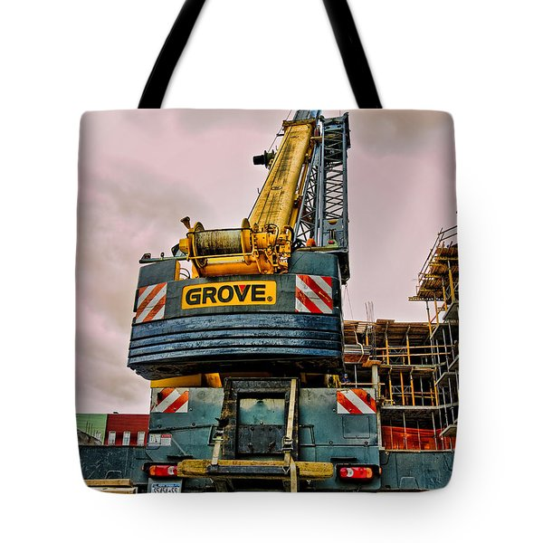 Lighter Than Air Tote Bag