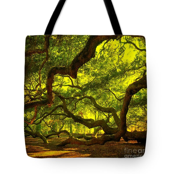 Lighter Version 40x40 Tote Bag