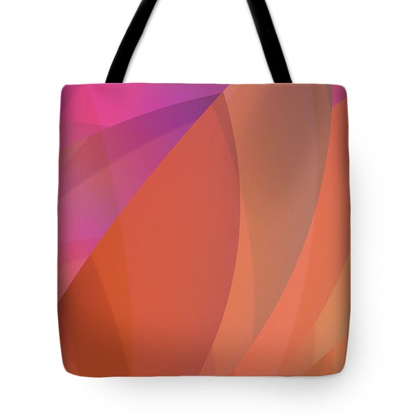 Lighthearted Tote Bag by Judi Suni Hall