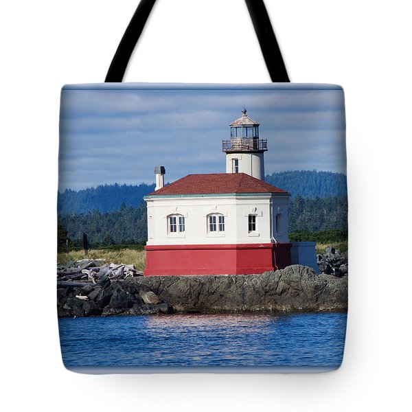 Lighthouse Tote Bag by Adria Trail