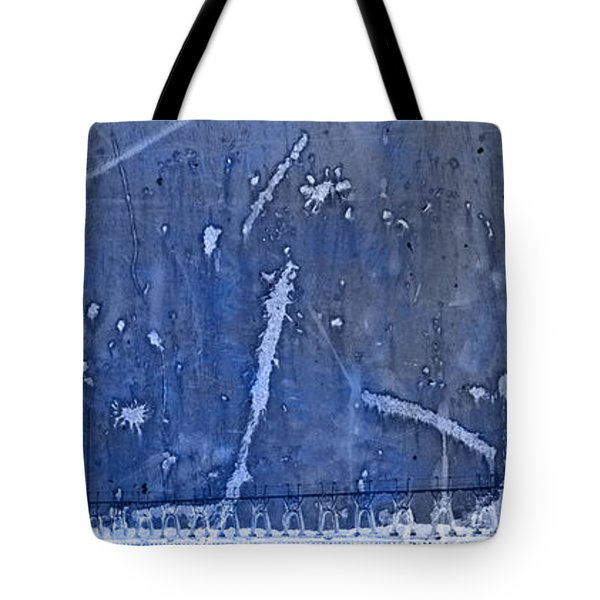 Lighthouse Blues Tote Bag by John Stephens
