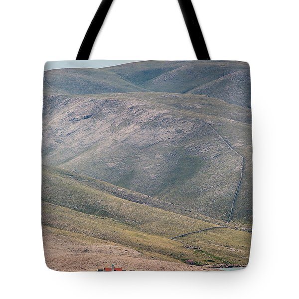 Lighthouse Tote Bag by Davorin Mance