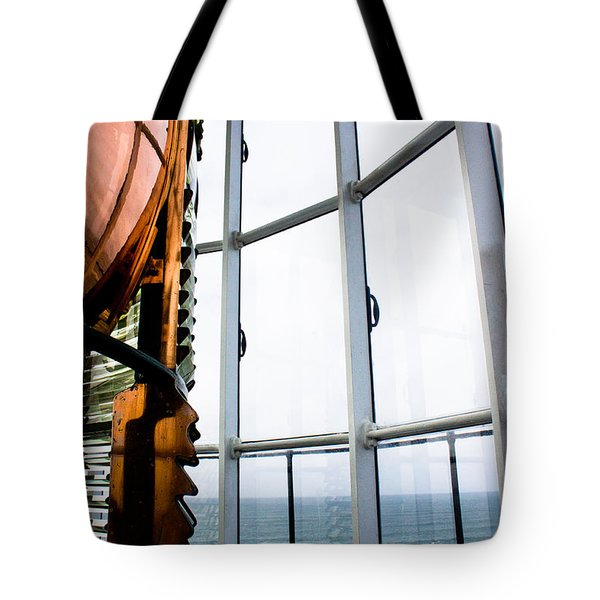 Lighthouse Lens Tote Bag