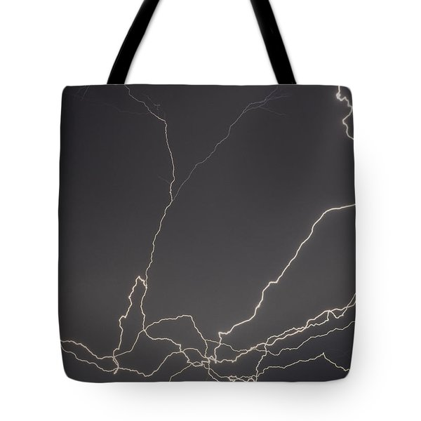 Lightning 6a Tote Bag