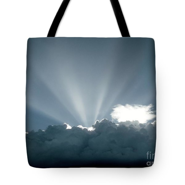 Lightplay Tote Bag