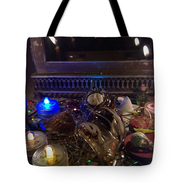 A Wishing Place 1 Tote Bag