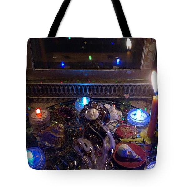 A Wishing Place 2 Tote Bag