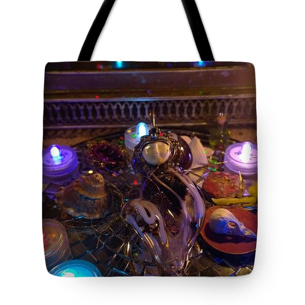 A Wishing Place 4 Tote Bag