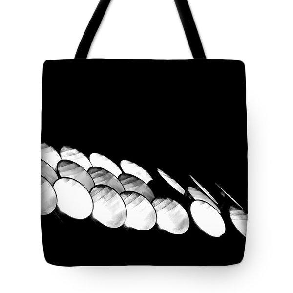 Tote Bag featuring the photograph Lights Camera Action by Matt Harang