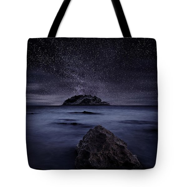 Lights Of The Past Tote Bag
